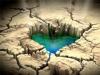 Озеро в камнях
