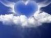 Сердце на облаке