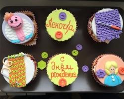 пироженки ко дню рождения
