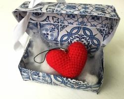 Сердце в подарок