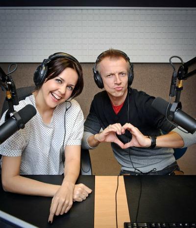 Ольга Шелест и Антон Камолов