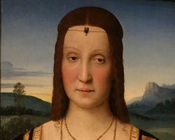 Портрет Элизабетты Гонзаги