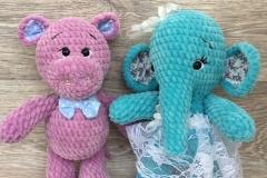 Слоняшка и Бегемошка