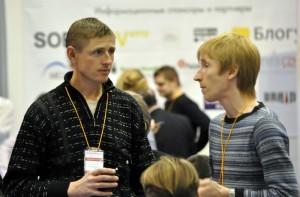 Александр Калита и Денис Опрятнов