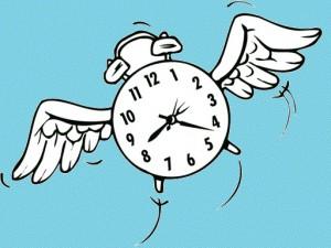 убегающее время